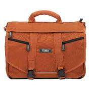 Tenba Camera/Laptop Messenger Bag (Mini, Burnt Orange)