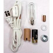 Creative Hobbies ML2-25B6 Medium Christmas Tree Wiring Kit, 25 watt bulb, Great For Lighting Medium Size Objects