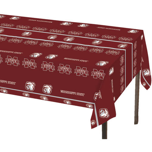 Mississippi State Bulldogs Table Cover