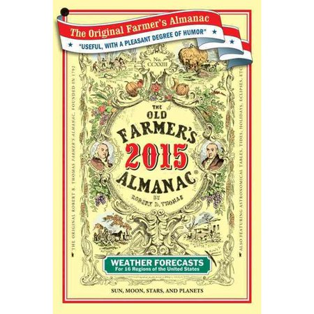 The Old Farmers Almanac 2015