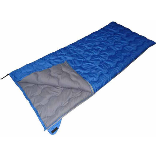 Ozark Trail 50F Deluxe Warm Weather Sleeping Bag