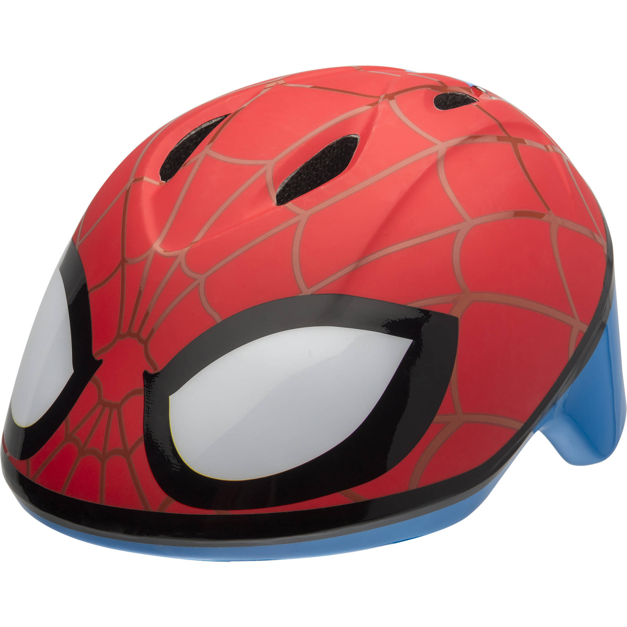 Bell 7073384 Spider-Man Spidey Eyes Toddler Helmet, Red