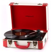 Vitkatronics Turntable Record Player