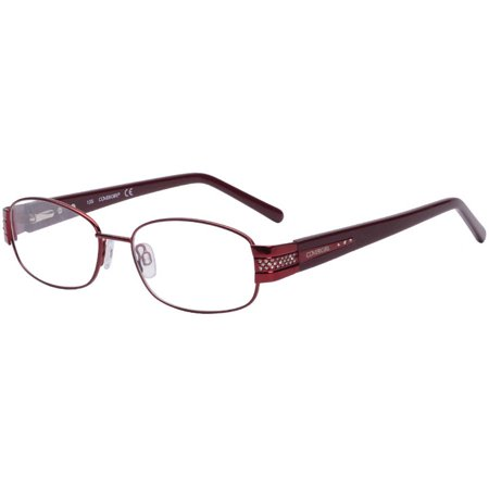 a838b63b91b3 COVERGIRL Women's Optical Eyeglass Frames, Wine - Walmart.com