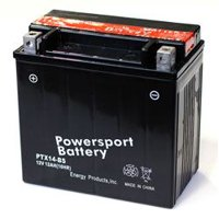 Replacement for POWER SONIC YTX14-BS replacement battery