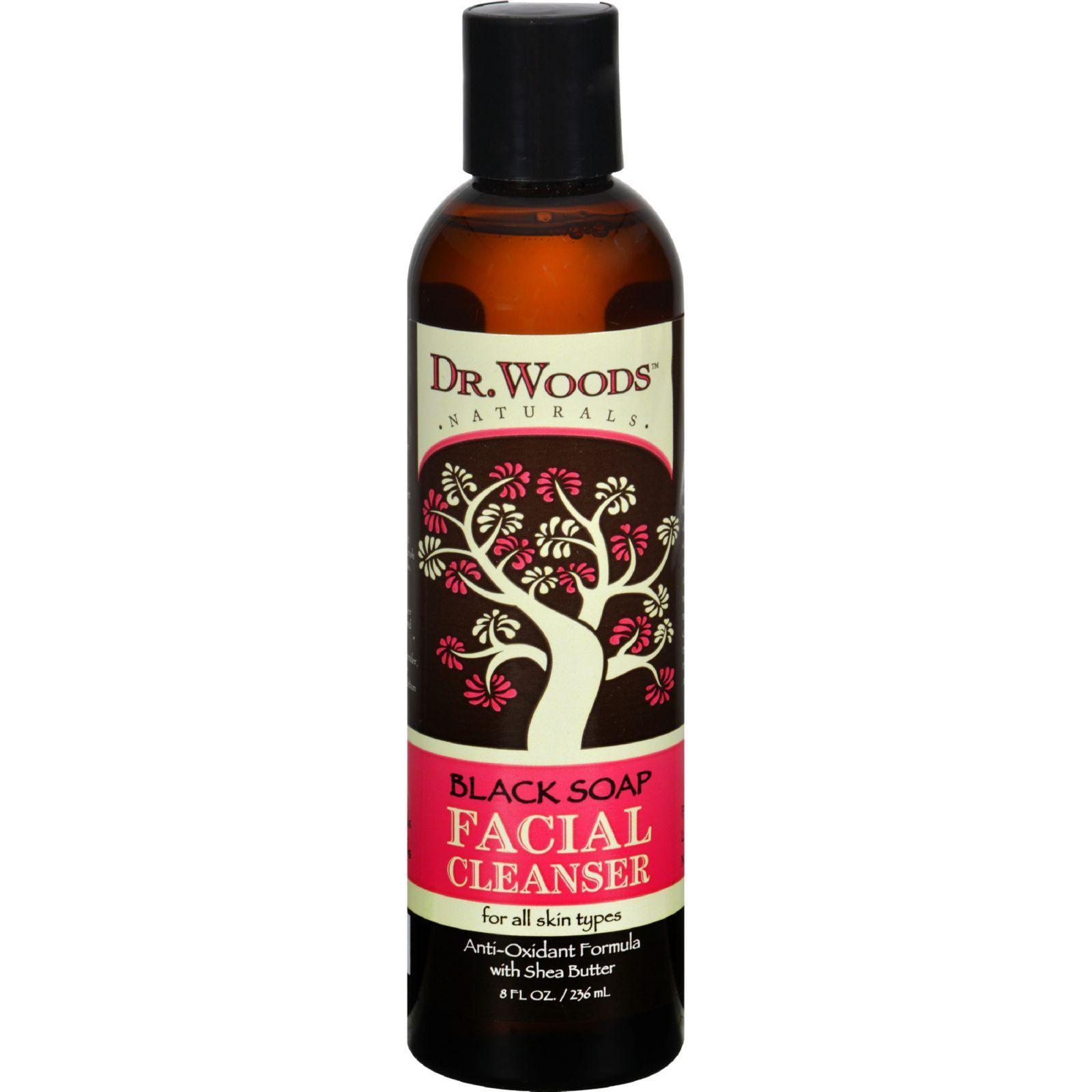 facial cleanser for black skin