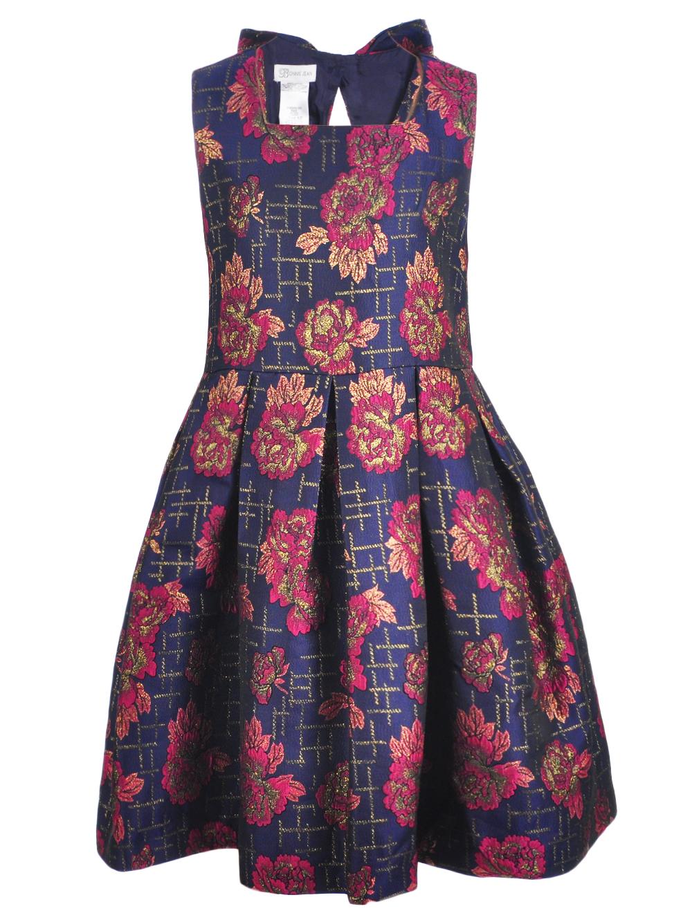 Bonnie Jean Girls' Plus Size Dress