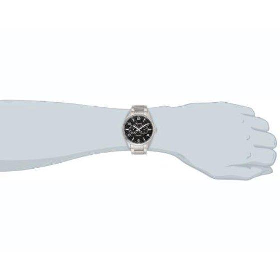 citizen eco drive stainless steel mens watch ao9020 84e walmart com