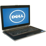 "Refurbished Dell 14"" E6420 Laptop PC with Intel Core i5 Processor, 6GB Memory, 320GB Hard Drive and Windows 10 Home"