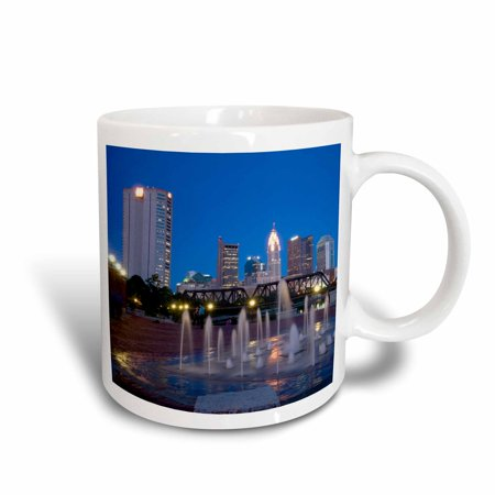 3dRose USA, Ohio, Columbus - US36 TWE0008 - E. O. Reed, Ceramic Mug, - Halloween Usa Columbus Ohio