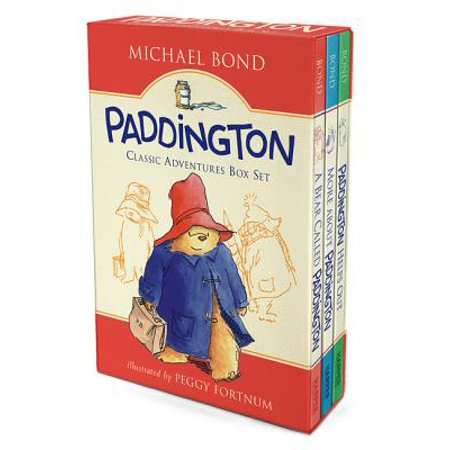 Paddington Classic Adventures Box Set : A Bear Called Paddington, More about Paddington, Paddington Helps Out