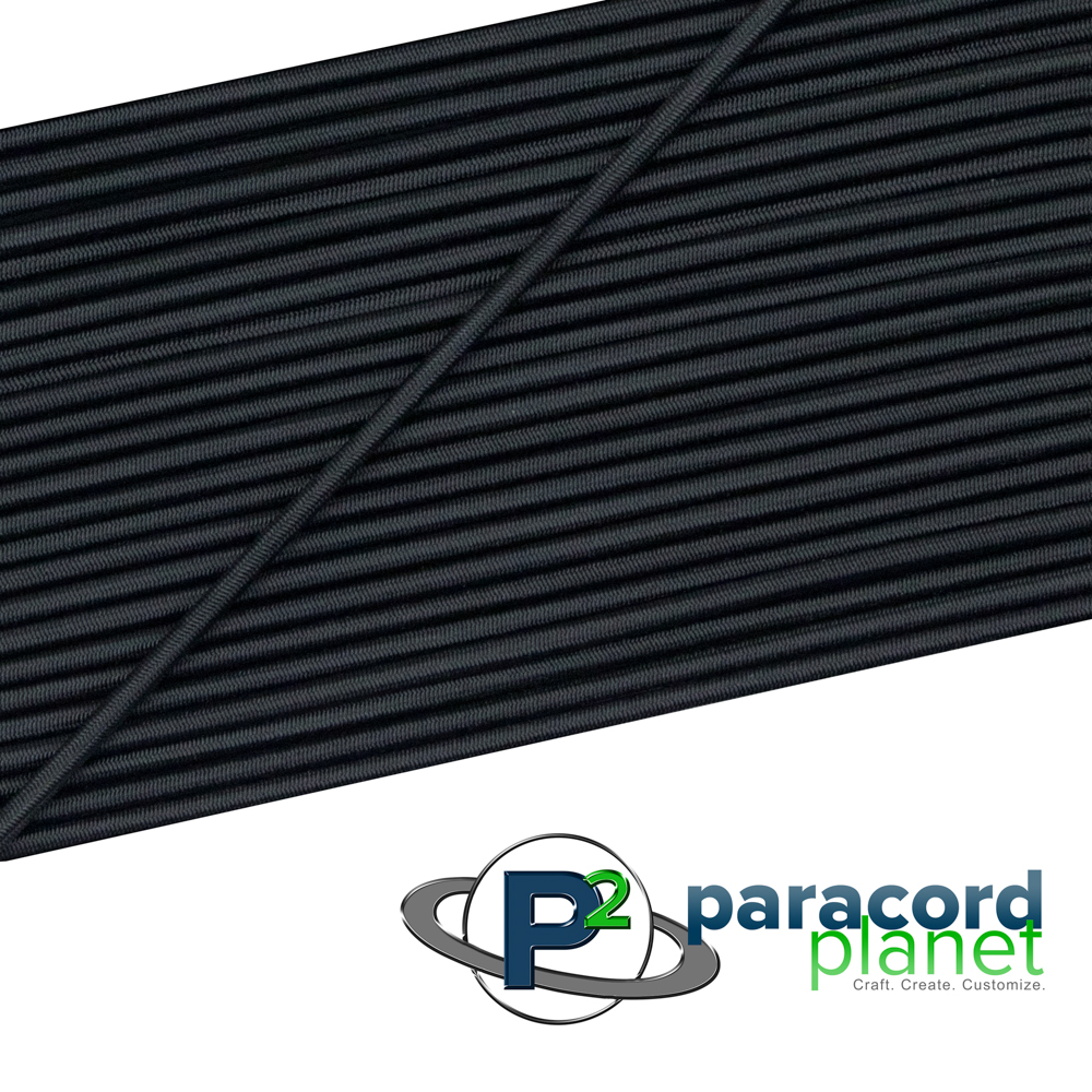 """1/8"""" Shock Cord (also known as bungee cord) For Replacement, Repair, & Outdoors – Variety of Colors available in 10, 25, & 50 Foot Lengths"""