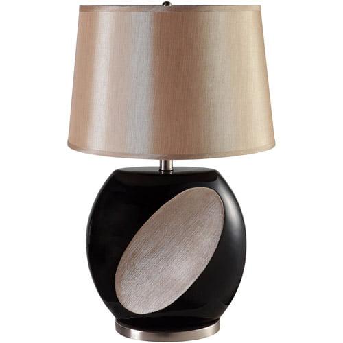"""ORE International 25"""" Retro Ceramic Table Lamp"""