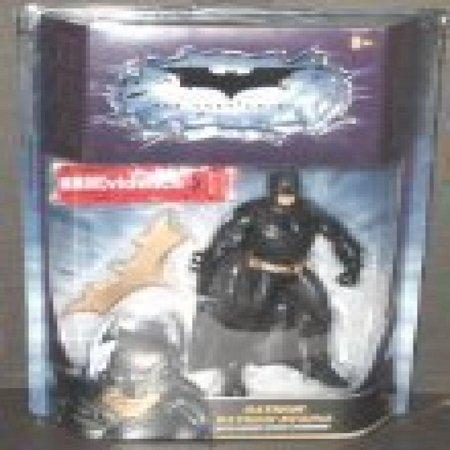 Batman Dark Knight Movie Masters Wave 2 Batman Crime Scene Evidence Deluxe (Batgirl Dark Knight)
