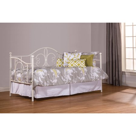Ruby Daybed, White Finish, Box 1 of 2 ()