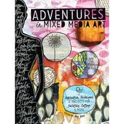 F&W Books Adventures In Mixed Media Art