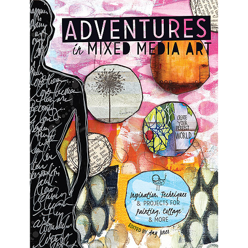 F&W Books Adventures In Mixed Media Art