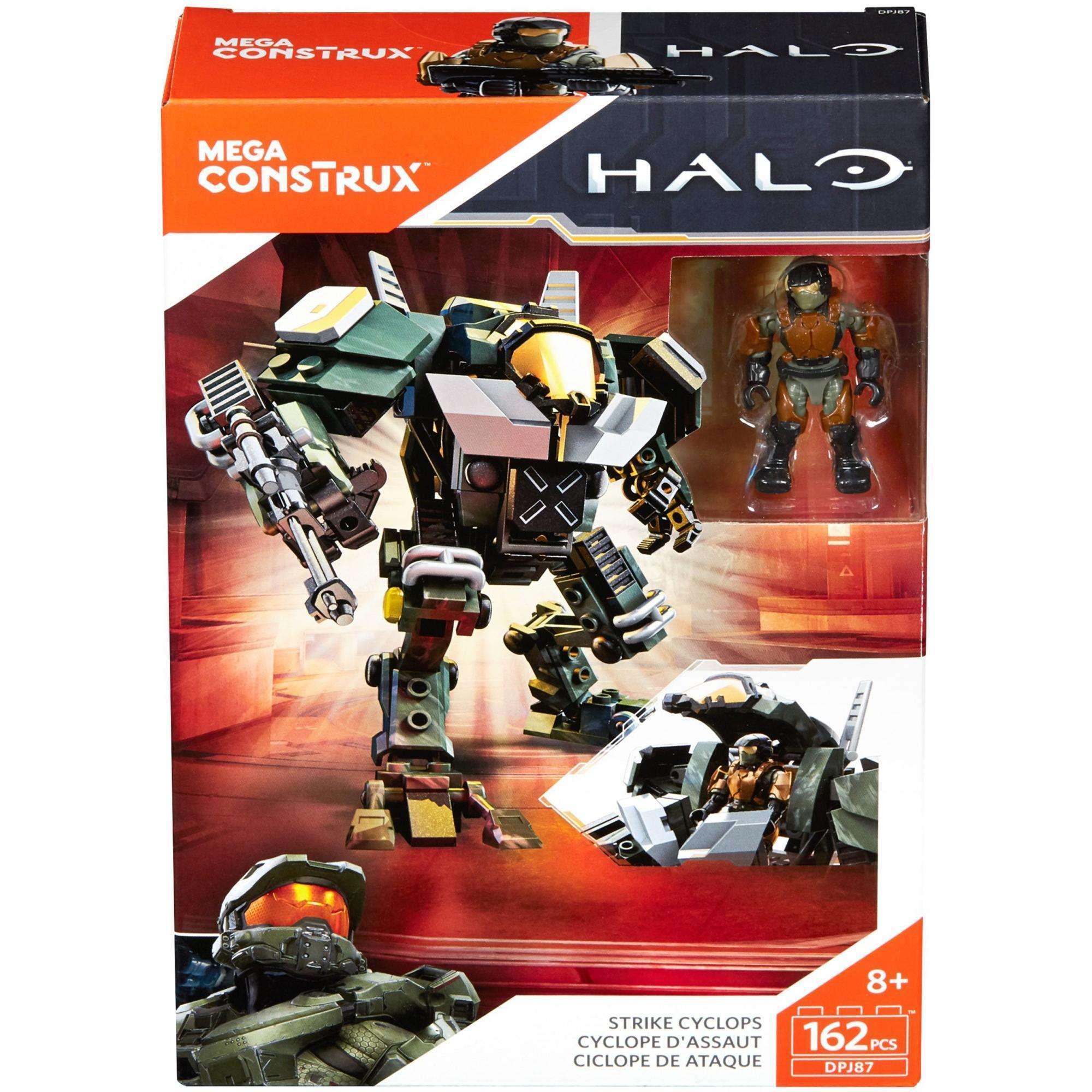 Mega Construx Halo Strike Cyclops