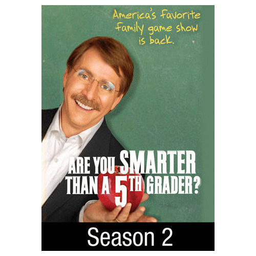 Are You Smarter Than a 5th Grader?: Episode 30 (Season 2: Ep. 30) (2008)