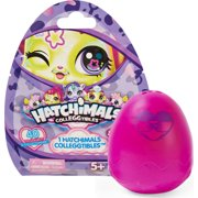 Hatchimals CollEGGtibles, Shimmer Babies 1-Pack (Styles May Vary)