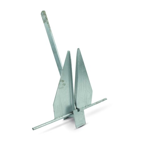 Five Oceans Traditional Fluke Anchor, Danforth Style - 16 LB FO-3942