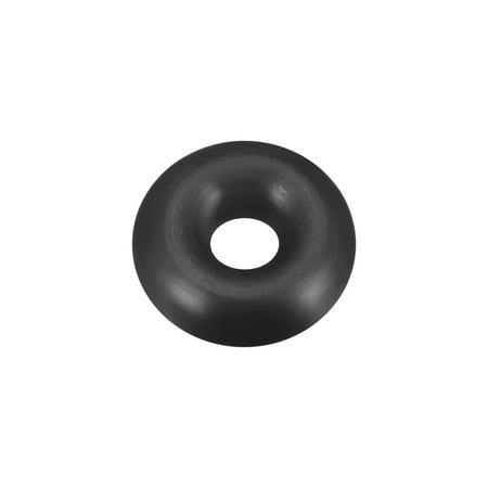O-Rings Nitrile Rubber 3mm x 10mm x 3.5mm Seal Rings Sealing Gasket 50pcs - image 3 of 3