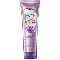 L'Oreal Paris EverPure Sulfate Free, Anti-Fade Lightweight Volume Shampoo, 8.5 fl. oz.
