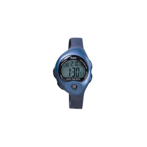Robic Sc-594 Finger Touch Pulse Monitor Watch