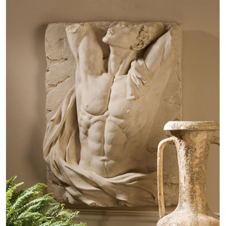 The Torso of Adonis Bas-Relief Wall Frieze