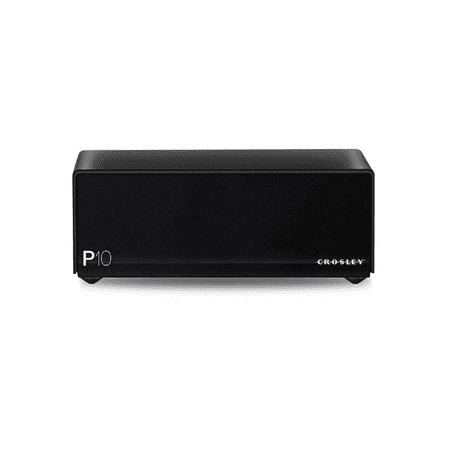 Crosley P10 Phono Preamp   Black