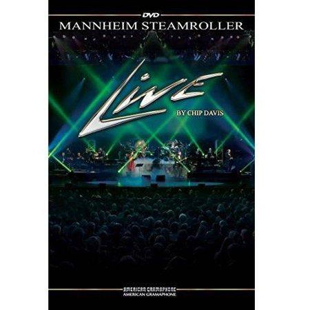 Mannheim Steamroller   Live By Chip Davis