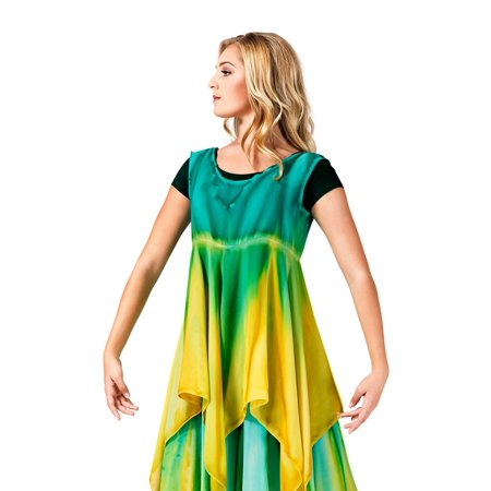 Women's Worship Handkerchief Dress (Handkerchief Dresses Sale)