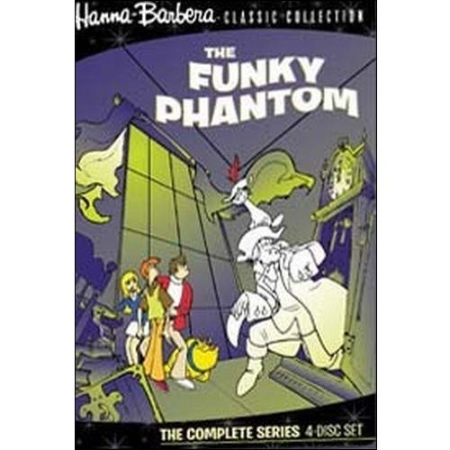 Hanna-Barbera Classic Collection: The Funky Phantom - The Complete Series