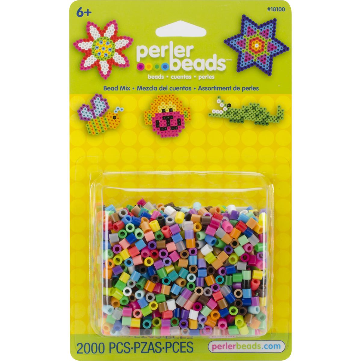 Perler Beads 2000 Bead Multipack
