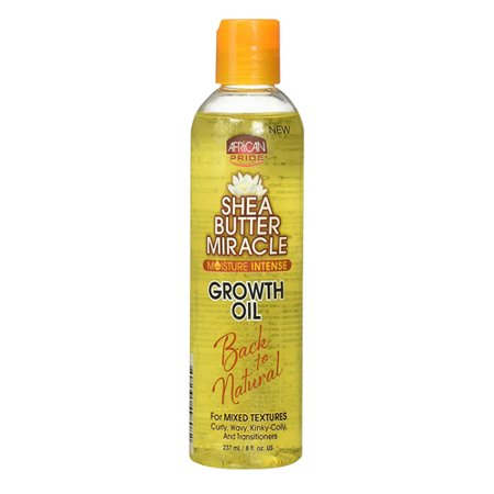 African Pride Shea Butter Miracle Hair Growth Oil, 8