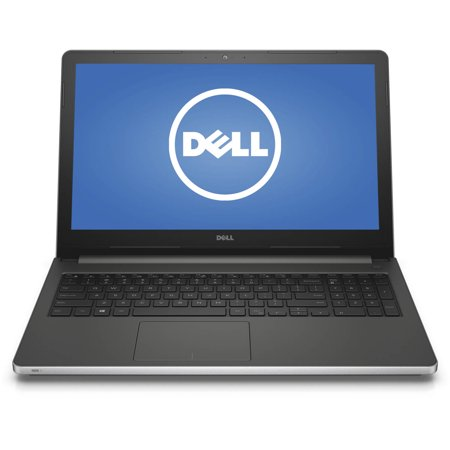 Dell Silver 15.6  Inspiron 5559 Laptop PC with Intel Core i5-6200U Processor, 8GB Memory, 1TB Hard Drive and Windows 10 Home GraphicsScreen Size:15.6 Display Screen Technology: TrueLifeAspect Ratio:16:9Screen Resolution:1366 x 768Touchscreen: NoGraphics Controller Manufacturer: IntelGraphics Controller Model: HD Graphics 520Graphics Memory Technology: DDR3L SDRAMGraphics Memory Accessibility: SharedNetwork