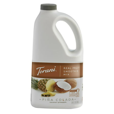 - Torani Real Fruit Smoothie Pina Colada