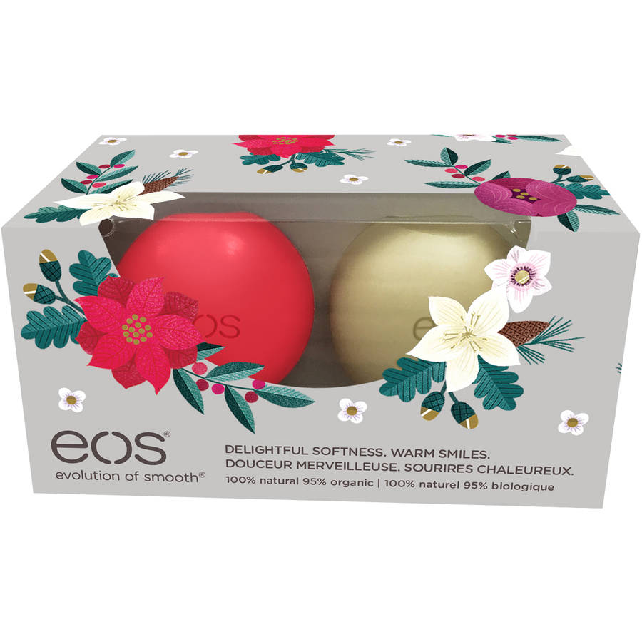 eos 2016 Limited Edition Lip Balm, 2 count