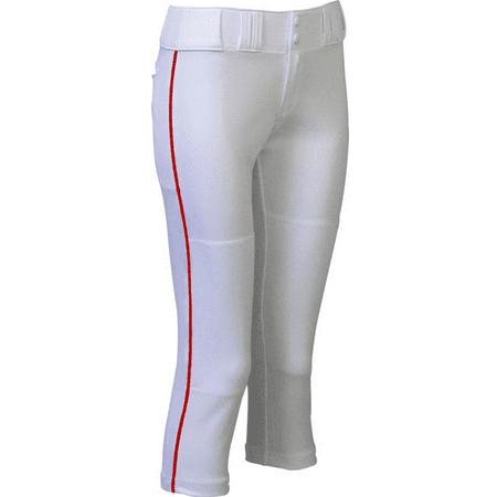 Girls Stinger Softball - Easton Women's Pro Piped Softball Pants