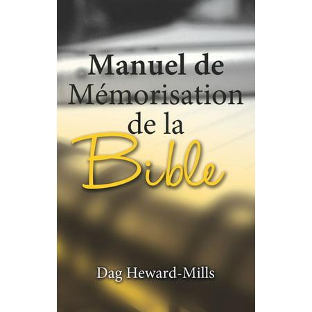 Manuel de mémorisation de la Bible - eBook](Halloween Et La Bible)