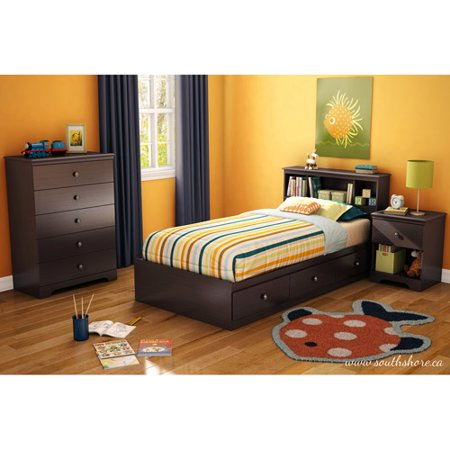 South shore zach kids bedroom furniture collection - South shore furniture bedroom sets ...
