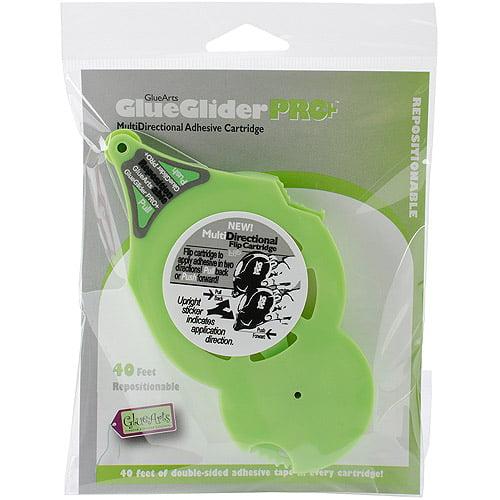 "GlueGlider Pro Plus Refill Cartridge-Repositionable, .25""X40'"