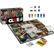 The Big Bang Theory Clue Classic Game w/ Sheldon Penny Leonard Raj Howard +