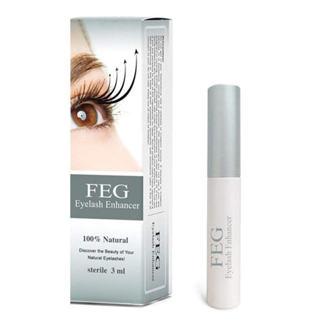FEG Eyelash Enhancer Eye Lash Rapid Growth Serum Liquid 100% Original