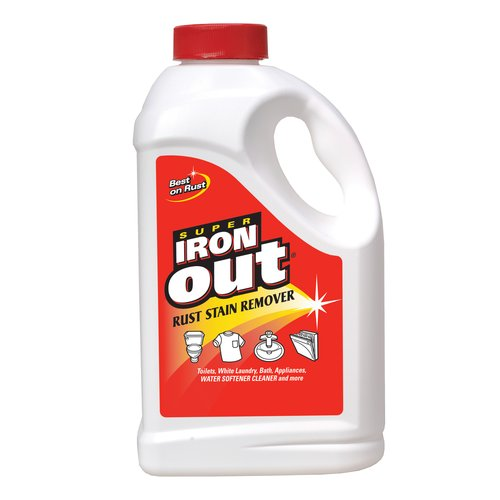 Super Iron Out Powder Rust Stain Remover
