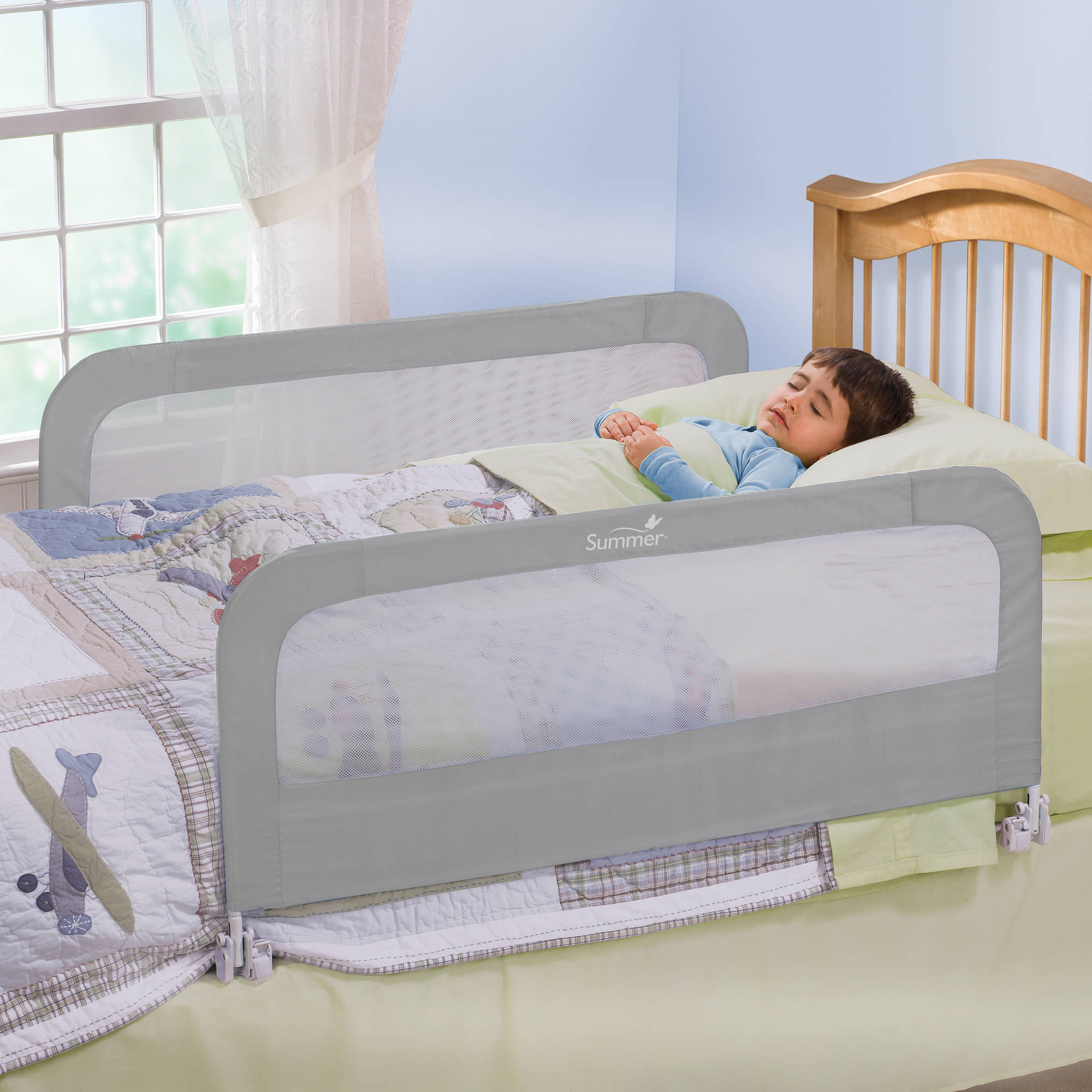 Summer Infant Double Safety Bed Rail by Summer Infant