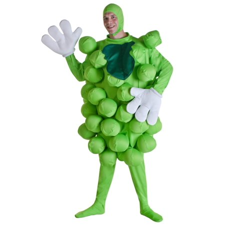 Green Grapes Costume - Grape Costumes