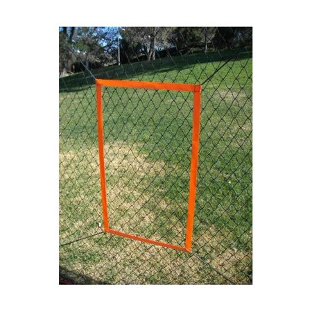 Softball Accessories (Bownet Strike-Zone Baseball / Softball Practice Net Accessory)