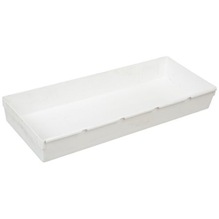 - Rubbermaid Drawer Organizer 15 by 6 by 2-Inch White
