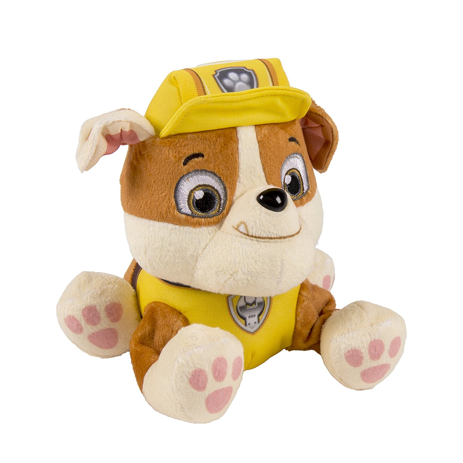 Nickelodeon, Plush Pup Pals- RubbleCollect all your favorite Pup Pals including Marshall,... by